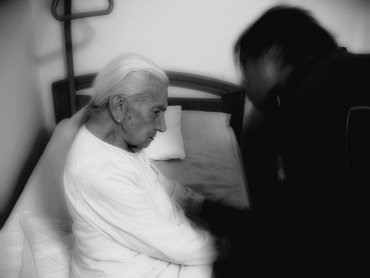 Travailler avec des personnes âgées